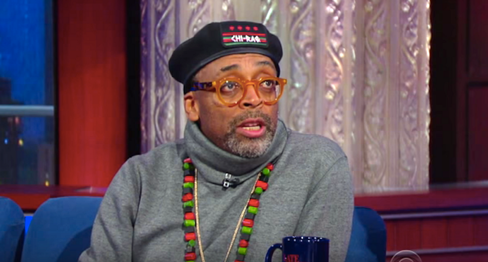 Spike Lee says he is not calling for an Oscars boycott