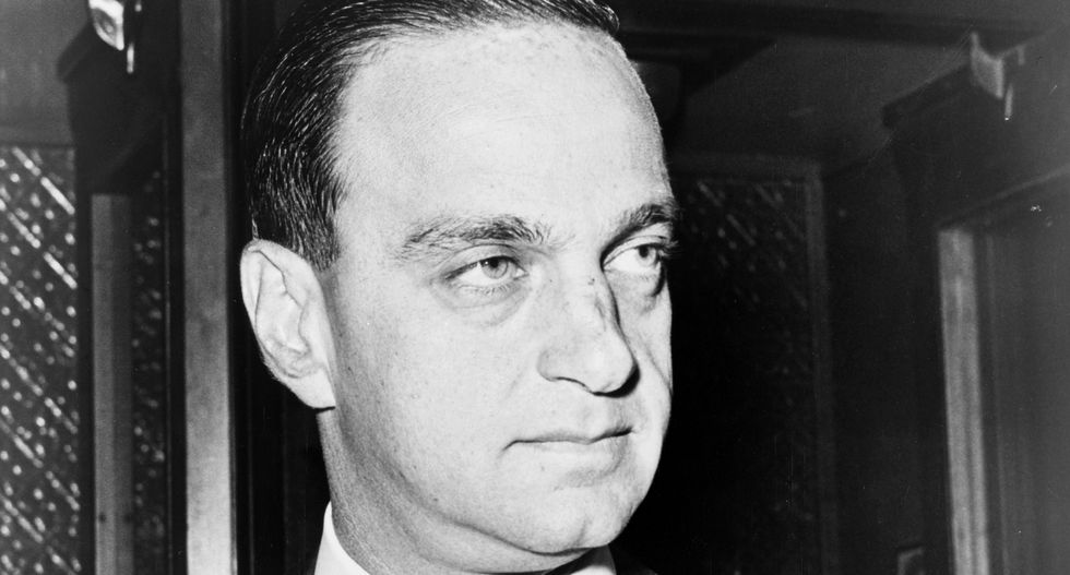 READ IT: FBI releases file on Trump political mentor Roy Cohn