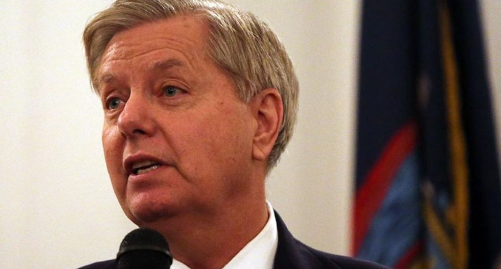 WATCH: Sen. Lindsey Graham threatens Trump with impeachment if he brings back waterboarding