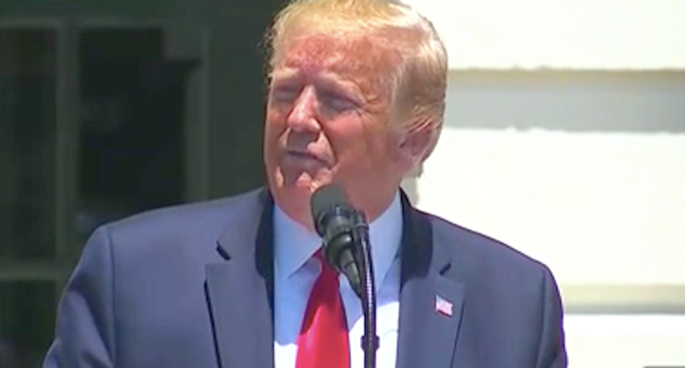 Trump blistered for bigoted attack on Elijah Cummings: 'It's not even veiled racism'