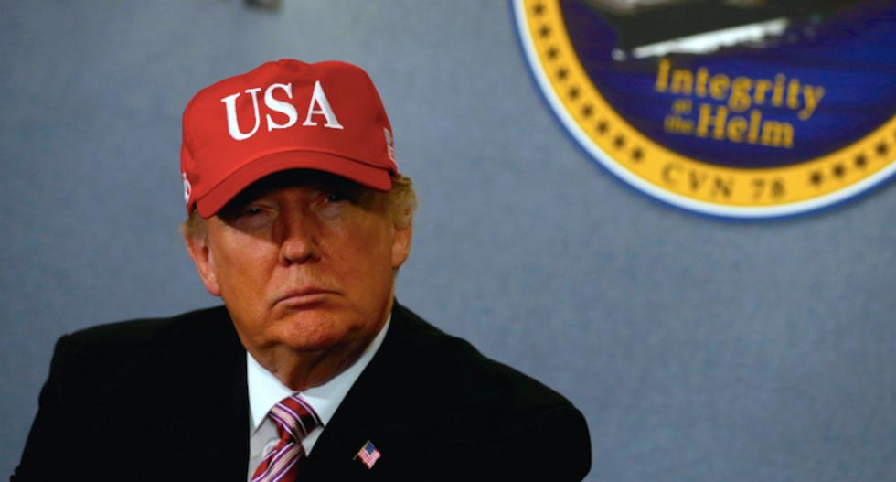 Trump to nominate financial executive Richard Spencer for Navy secretary: White House