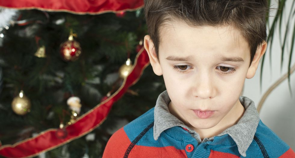 Kansas cops demolish single mom's home and destroy children's Christmas tree -- by mistake