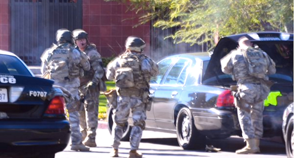 WATCH LIVE: At least 14 dead in mass shooting at San Bernardino social services agency