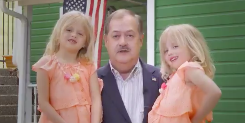 GOP Senate candidate once again slams Mitch McConnell's 'China family' in new ad