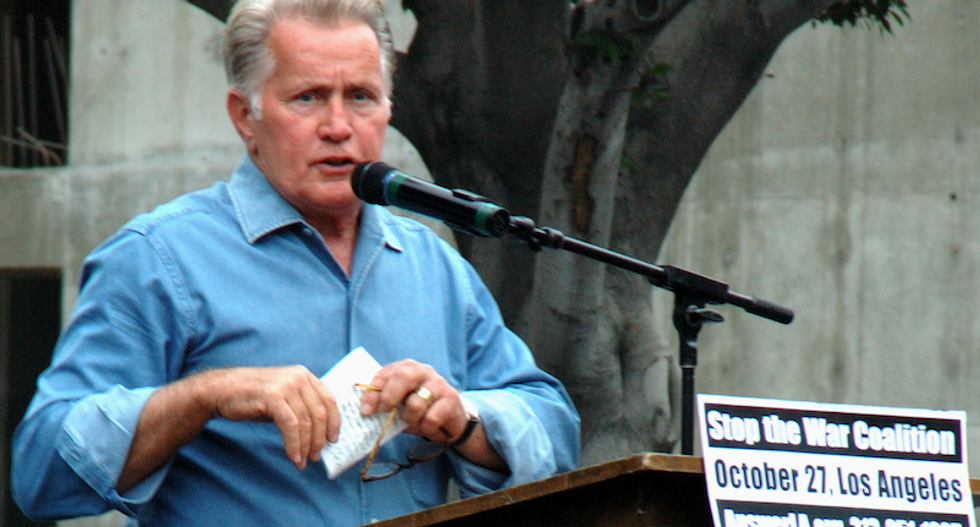 Martin Sheen does Election Day ad for Lincoln Project calling it 'the first day of the rest of America's life'