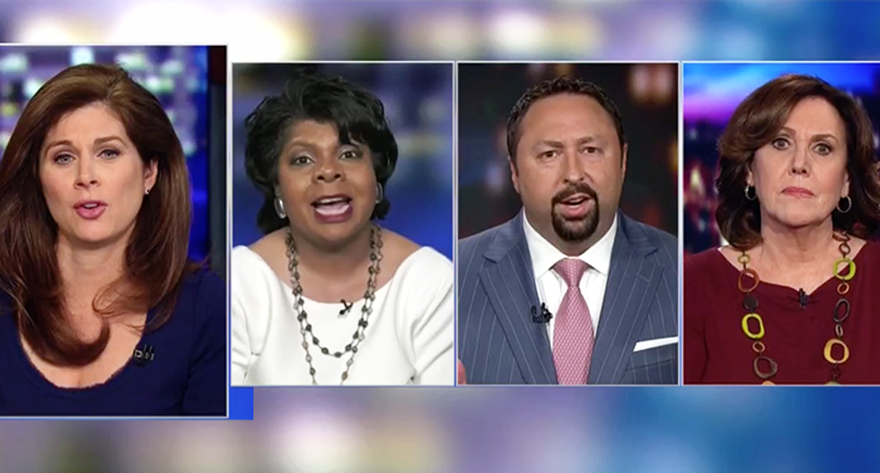 'Honey, don't go there': April Ryan flattens Trump apologist claiming Sarah Sanders shouldn't have to answer questions about lawyers