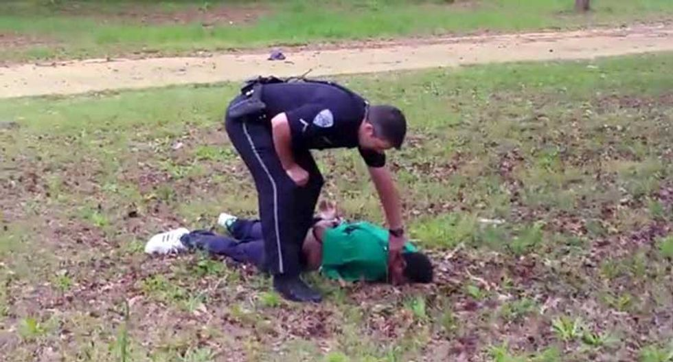 Ex-SC policeman indicted on federal charges in shooting of unarmed black man Walter Scott