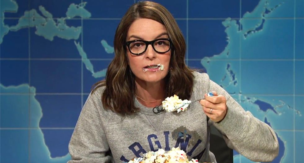Tina Fey admits she'd make some changes to her famous post-Charlottesville rant about alt-right racists