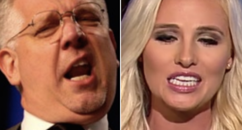 Glenn Beck rips Tomi Lahren's 'intellectual honesty' for backing Trump: He's 'anything but libertarian'