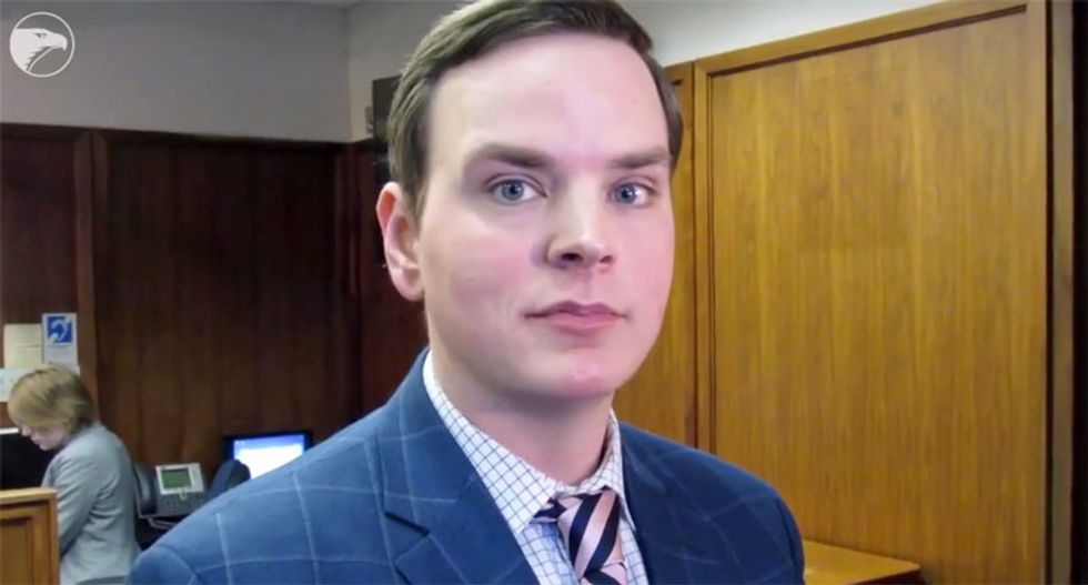 GOP 'rising star' in Kansas facing 290 years in prison after felony indictments