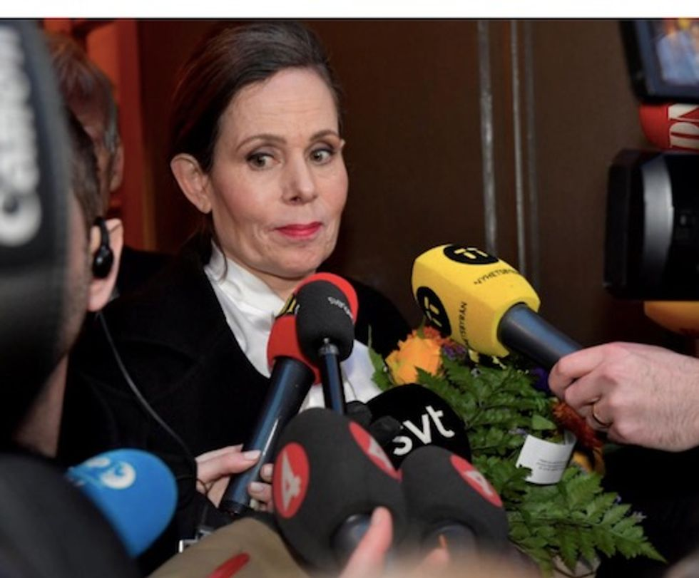 Nobel Literature prize award postponed amid turmoil over sex scandal