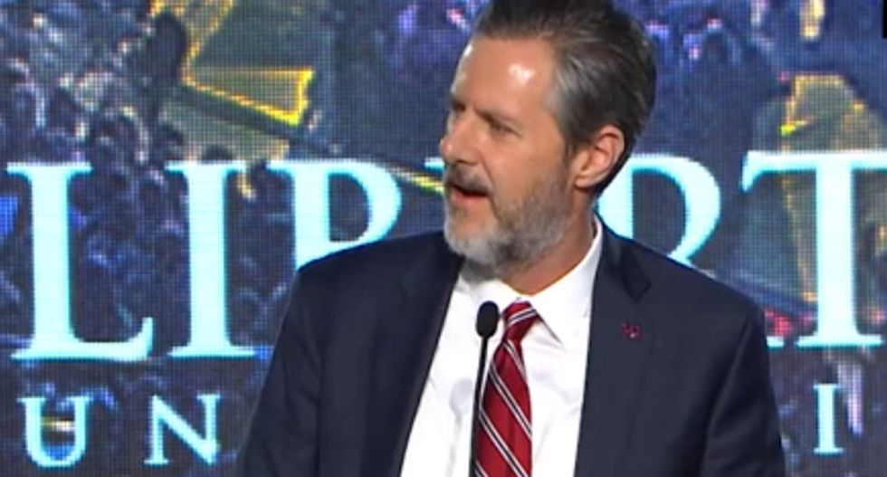 'Have you repented?': Christian leaders criticize Trump's endorsement by Jerry Falwell Jr