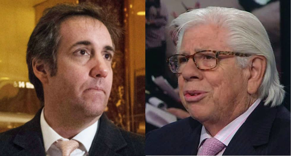 Michael Cohen is paid to settle 'nefarious acts' Trump doesn't want to get out: Watergate veteran Carl Bernstein