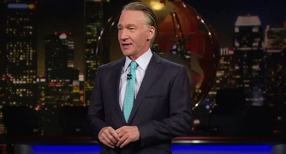 Bill Maher hilariously mocks 'senile' Giuliani: 'You've hit rock bottom when Trump is cleaning up your quotes'