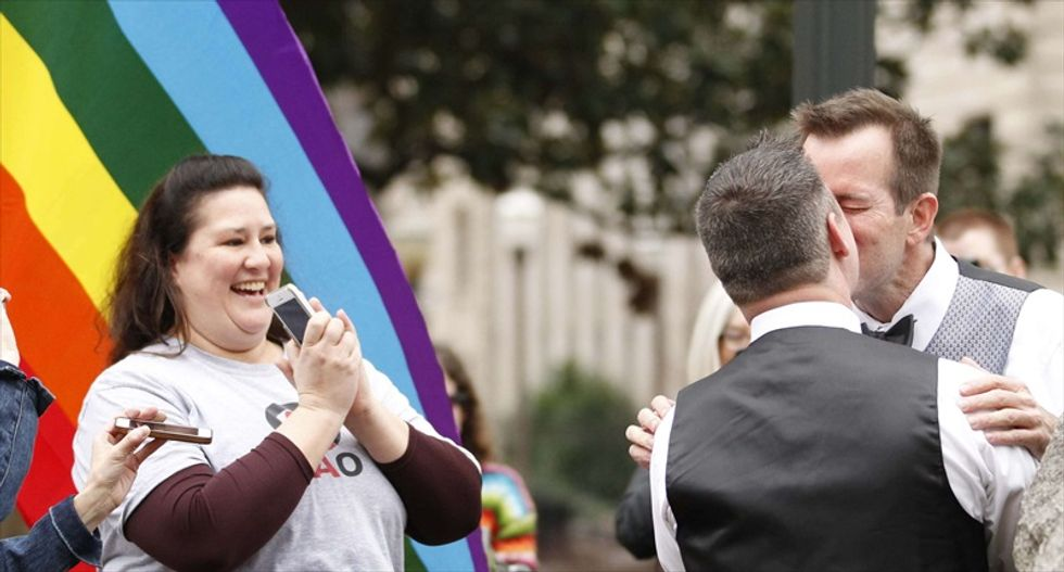 Federal judge orders Alabama official to issue marriage licenses to same-sex couples