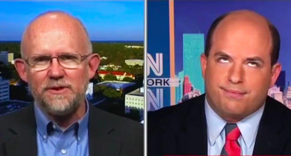 WATCH: CNN host flinches as GOP strategist Rick Wilson brutally attacks Kellyanne Conway's habit of lying