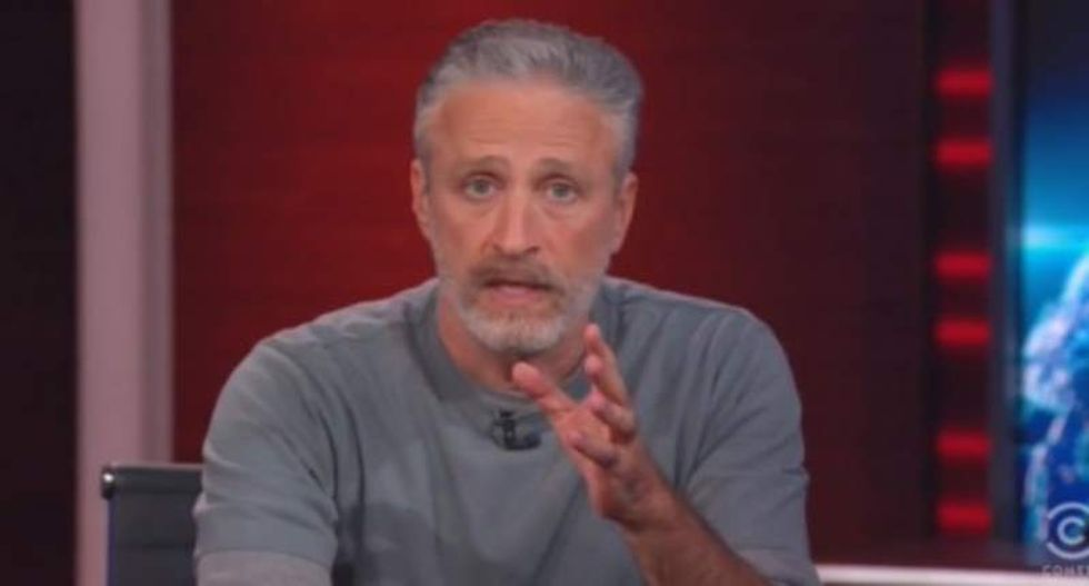 HBO eager for Jon Stewart's show to start next year: 'It's more important, now more than ever'