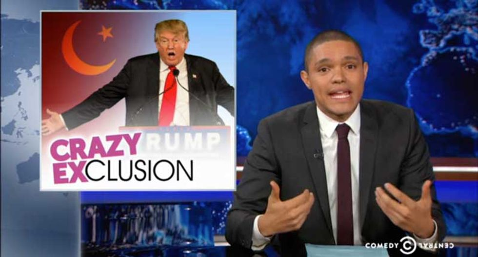 Trevor Noah comes to a startling realization: Donald Trump is 'white ISIS'