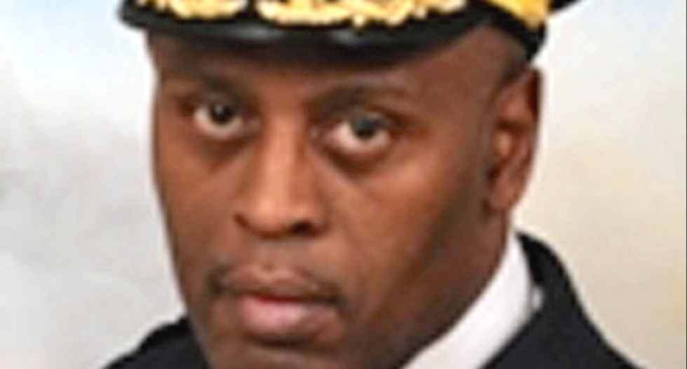 Chicago police commander faces trial for putting gun in suspect's mouth