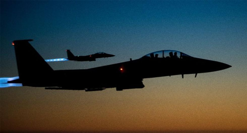 US-led coalition 'assessing' reports that air strikes killed 26 civilians in Syria