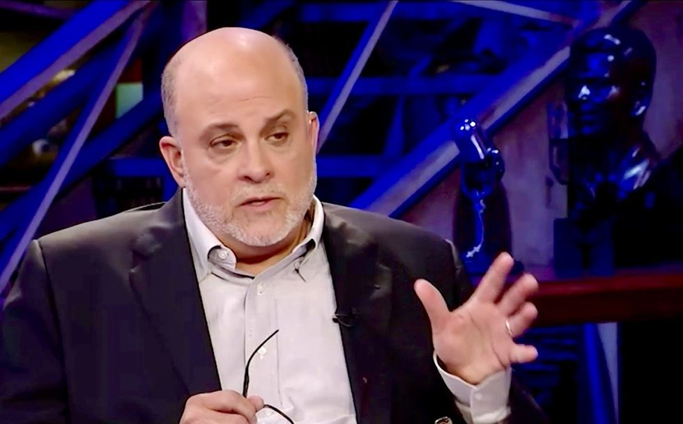 Mark Levin says President Trump cannot be subpoenaed -- as a lawyer he helped sue Bill Clinton in 1998