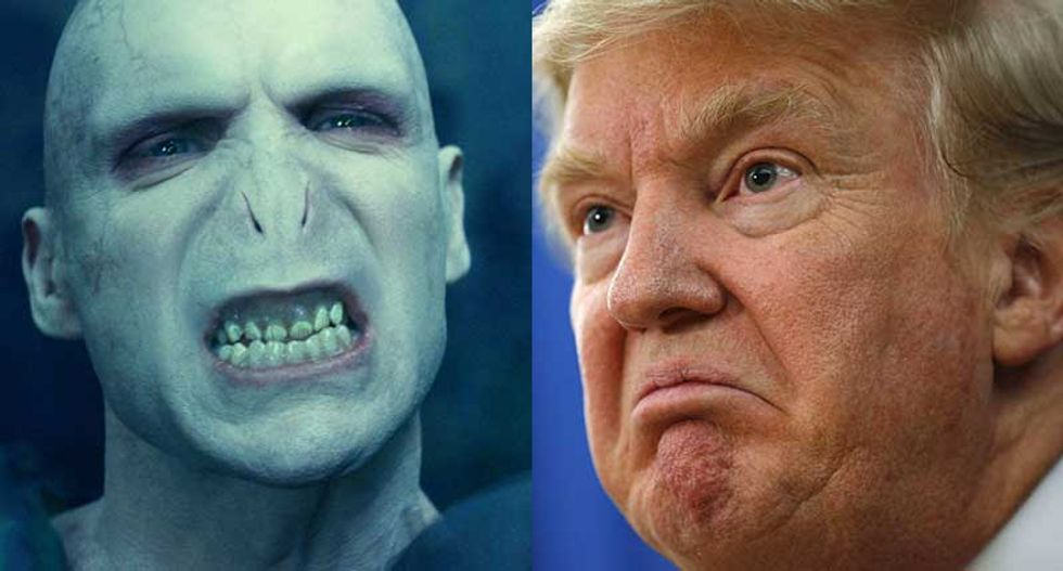 WATCH: 'Harry Potter' star Daniel Radcliffe explains the key differences between Trump and Voldemort