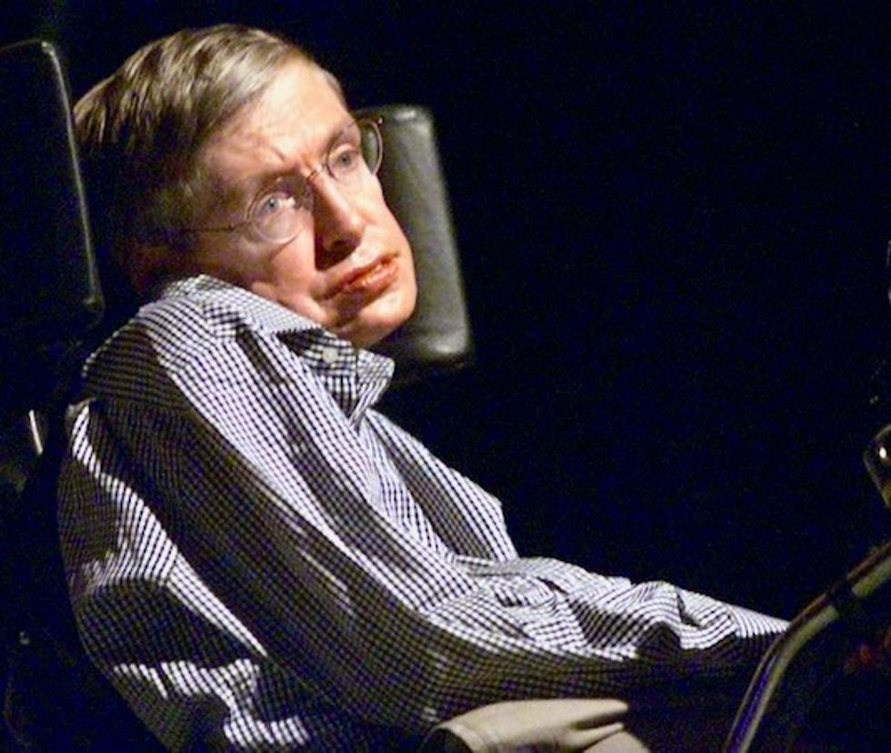 Stephen Hawking's final book suggests time travel may one day be possible