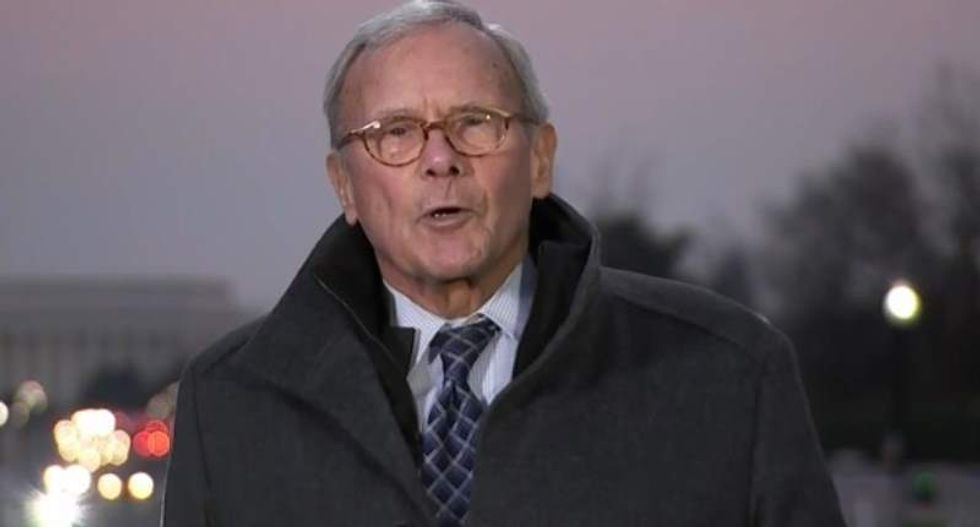 Tom Brokaw compares Trump's 'dangerous proposal' to McCarthyism: 'Paranoia overriding reason'