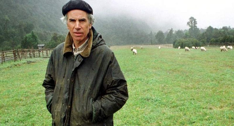 North Face clothing line founder Douglas Tompkins dies after kayaking accident