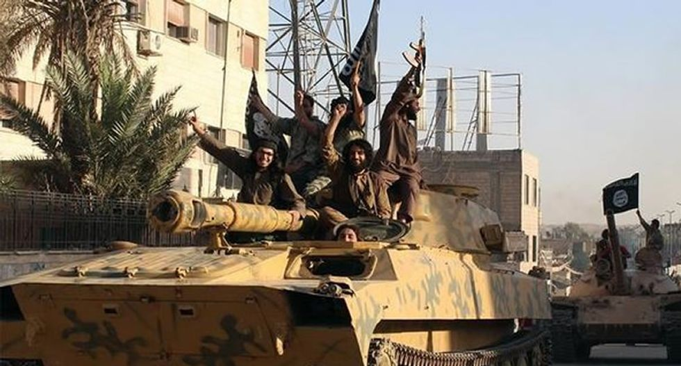 Hezbollah leader Hassan Nasrallah says group is fighting Islamic State in Iraq