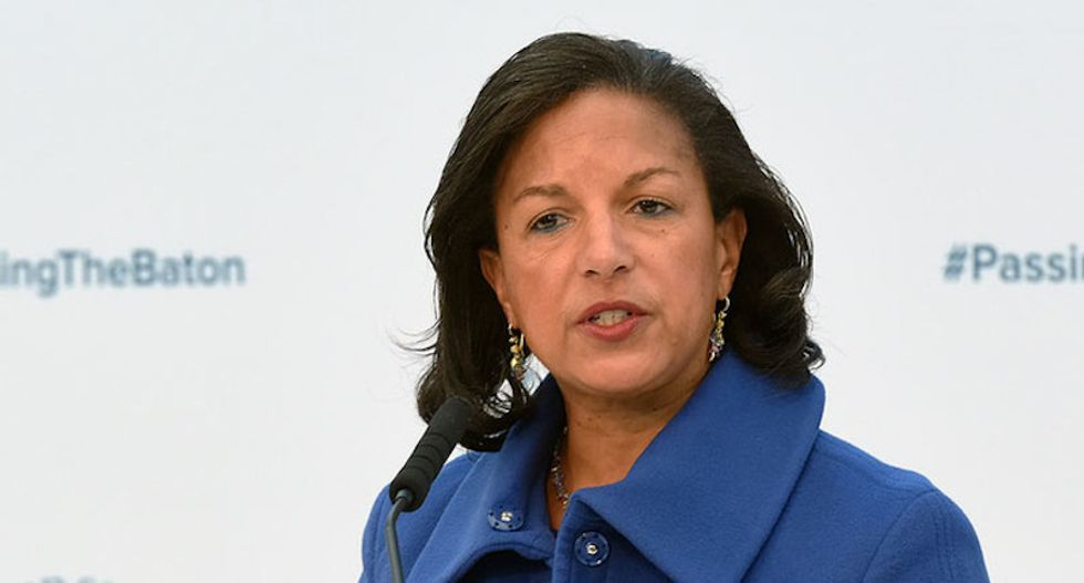 Susan Rice divested herself of Netflix stock options — could it be a sign she is Biden's VP pick?