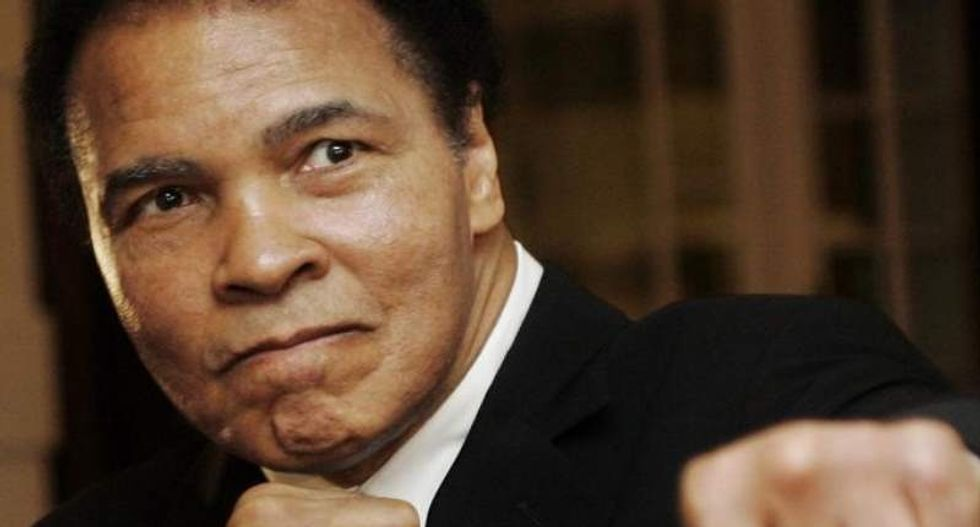 Muhammad Ali: There is 'nothing Islamic' about Paris and San Bernardino shooting attacks