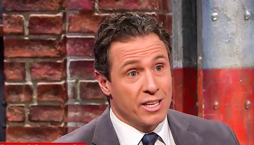 CNN's Cuomo roasts Trump's Manafort dealings: He wants to drain the swamp but hires 'some big alligators'