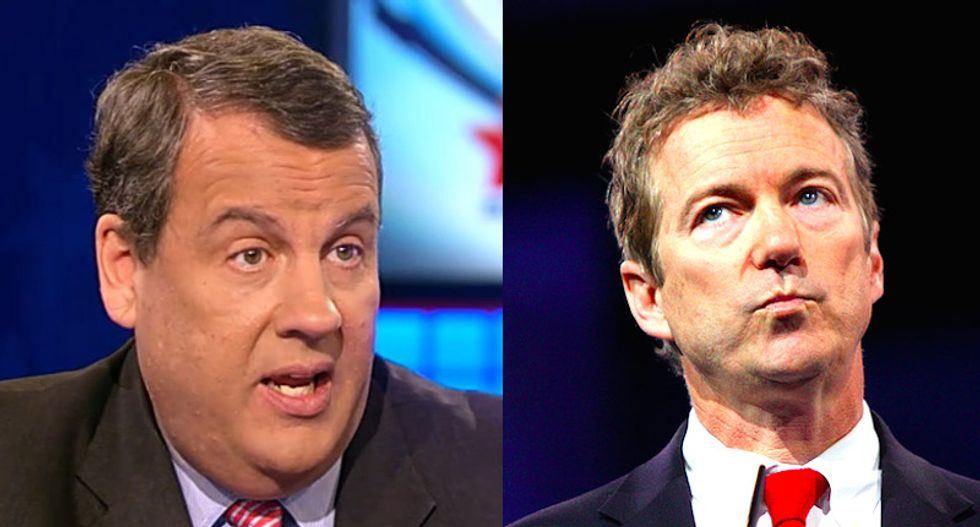 Chris Christie and Rand Paul make the cut for next GOP debate