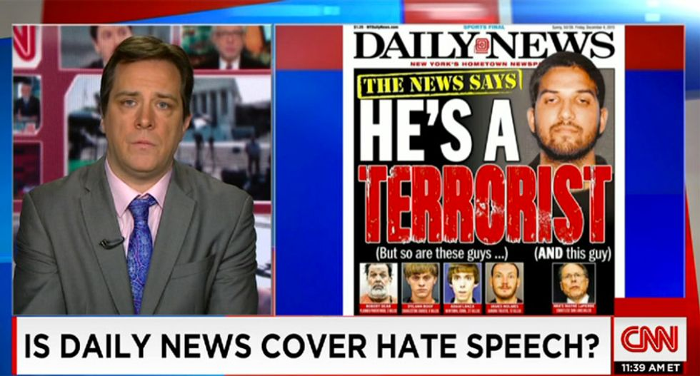 NY Daily News editor explains his war against NRA chief: 'The lobby he represents is a form of terrorism'