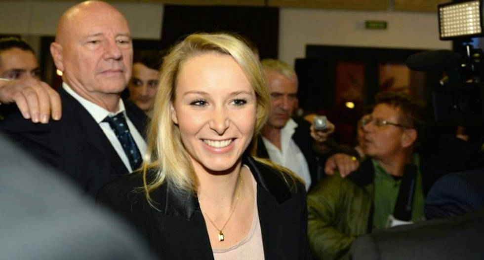 French far-right National Front fails to win a single election as voters flock to polls
