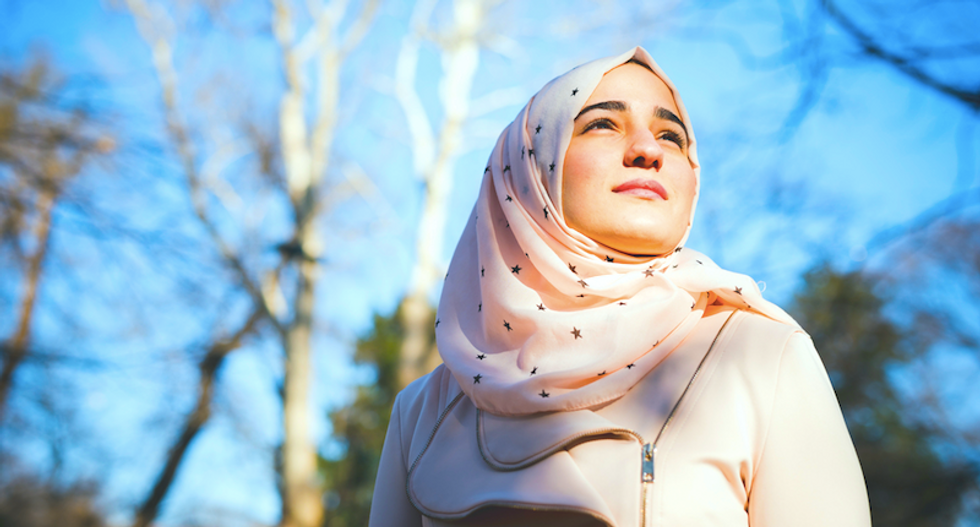 South Carolina military college refuses woman's request to wear hijab