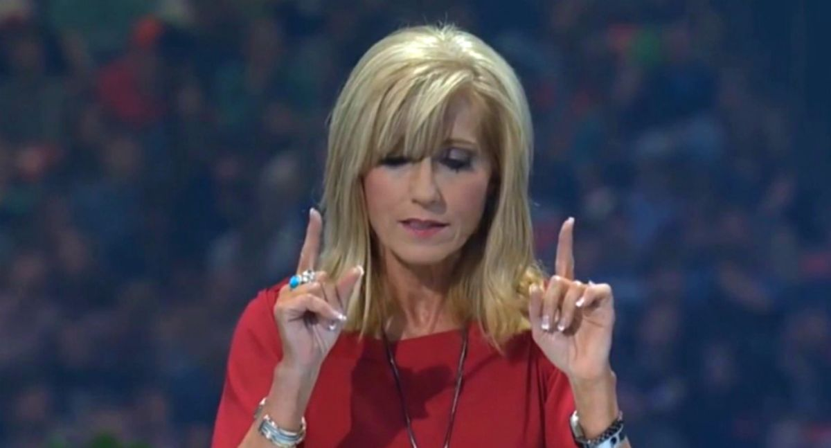 Evangelicals lost a major female leader over Trump supporter hypocrisy – will other women follow?