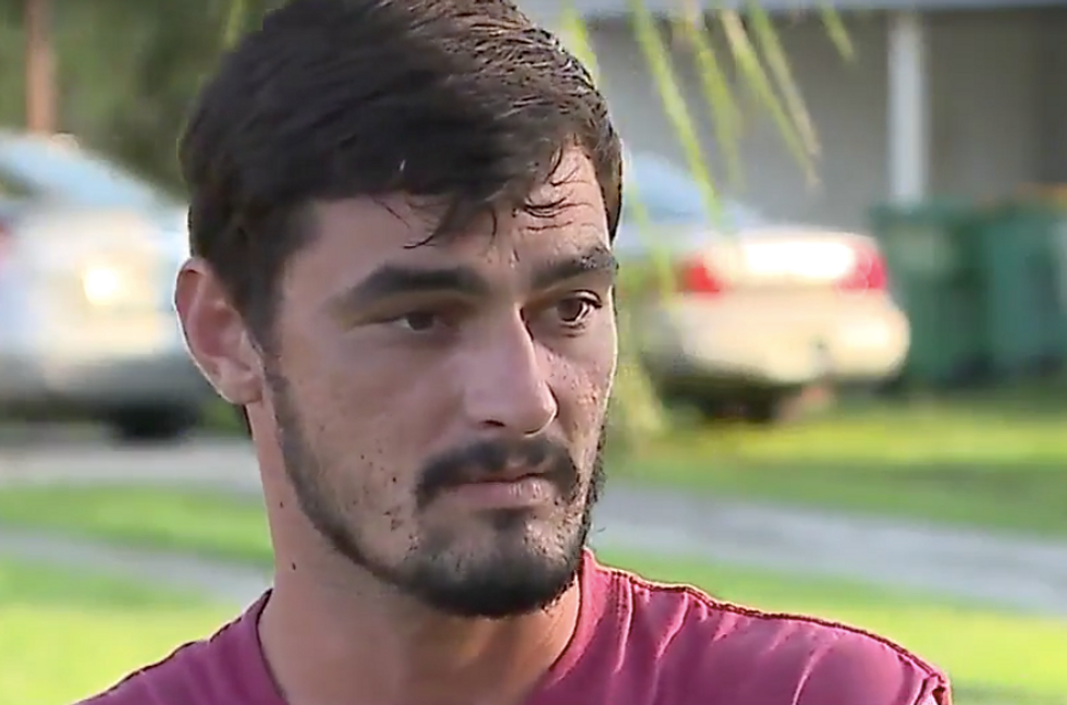 Man who punched 12-year-old's teeth out and called him the 'N-word' claims self-defense