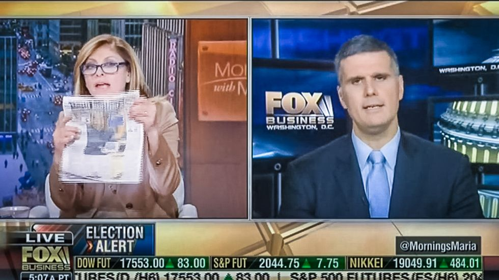 Fox panel freaks out after New York judge is sworn in on the Koran: 'What does this mean?'
