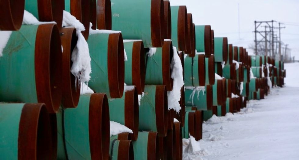 What is at stake in the Keystone XL pipeline ruling?