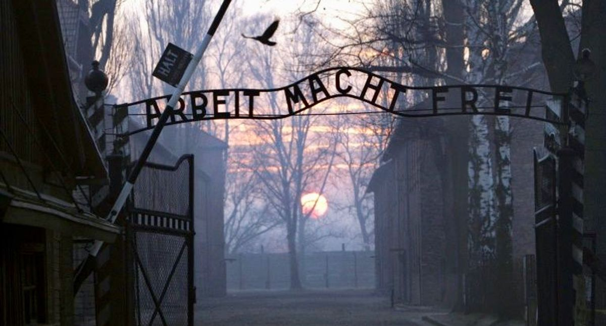 Auschwitz child victims honored 76 years on