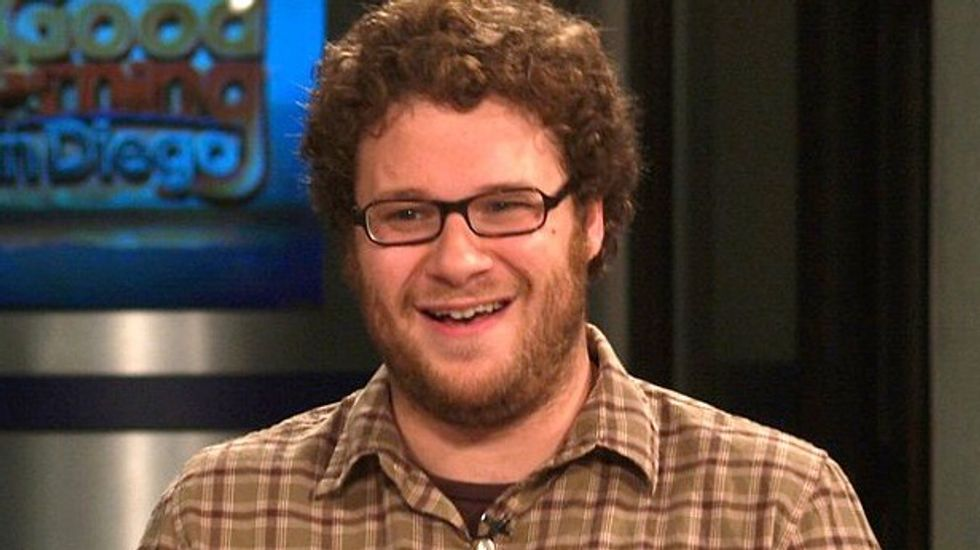 Why do Holocaust survivors have more empathy for Palestinians than Seth Rogen?