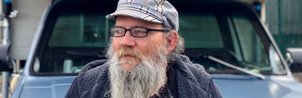 This Seattle man won the constitutional right to live in his truck -- it could be the start of a revolution in how we handle the homeless