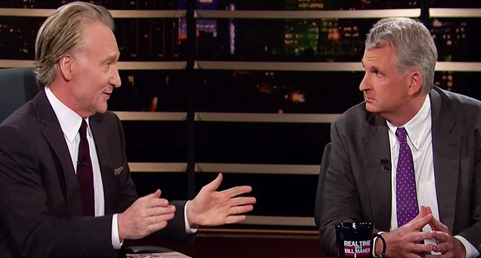 WATCH: A Yale historian explains to Maher how Trump resembles 1930s fascists -- and makes the Russia connection