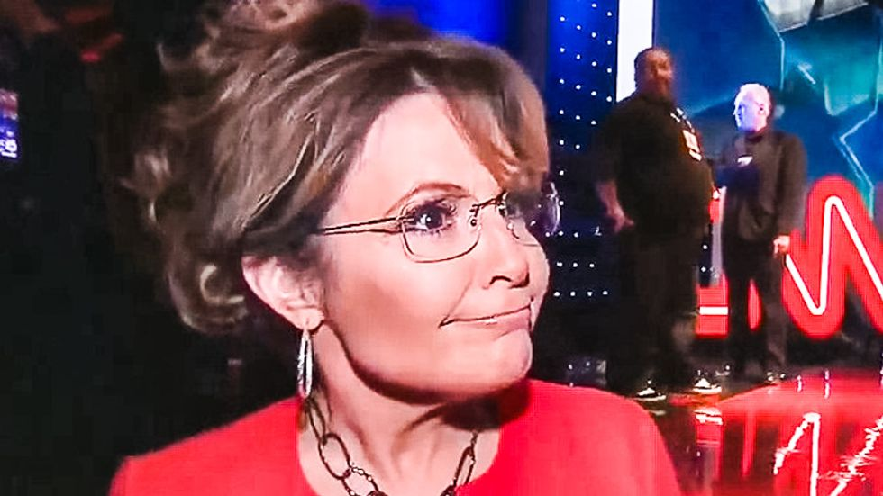 Sarah Palin: Only vote for an atheist if the other candidate is Muslim and 'literally wants to kill' Americans