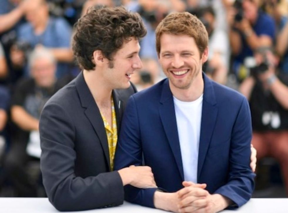 Gay cinema comes of age at 'milestone' Cannes