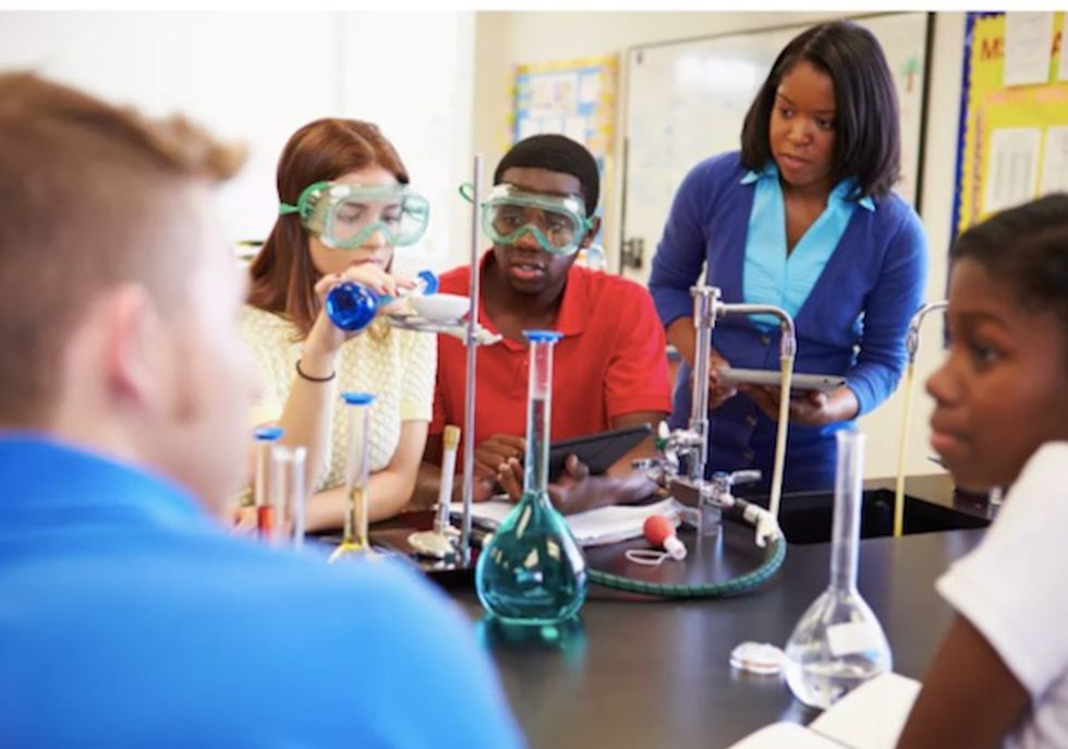 Science teachers sacrifice to provide lab materials for students