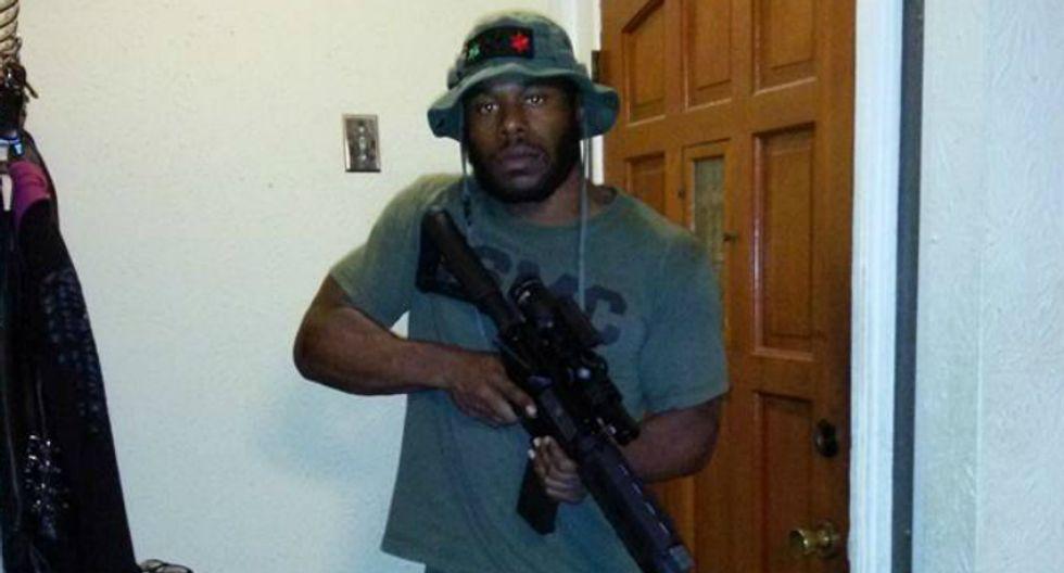 Gun-toting black activist blasts FBI after their case against him falls apart: 'It's tyranny at its finest'