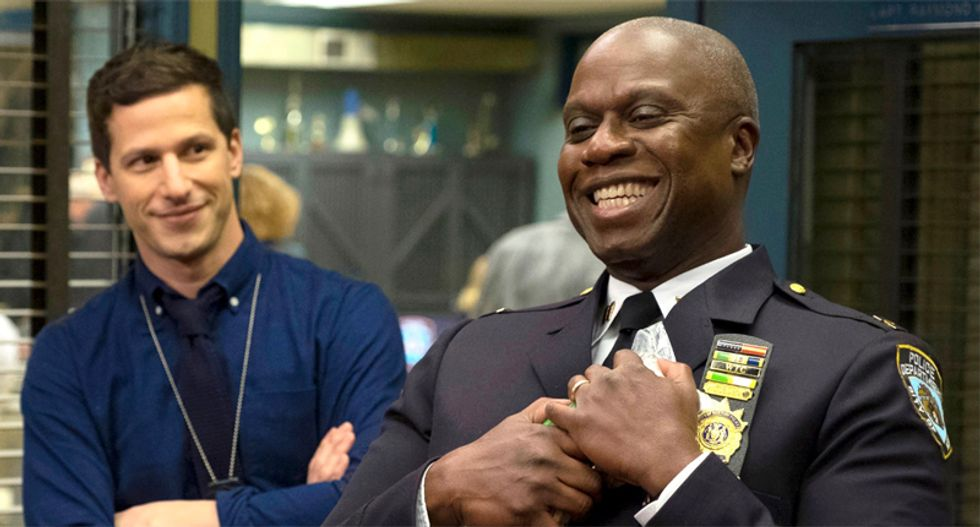 NBC swoops in to save popular 'Brooklyn Nine Nine' show canceled by Fox